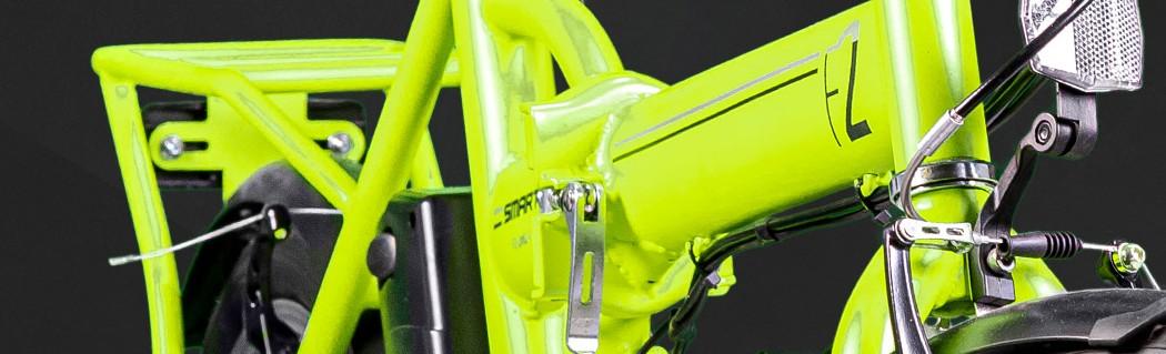 F-Line  / Foldable Bike