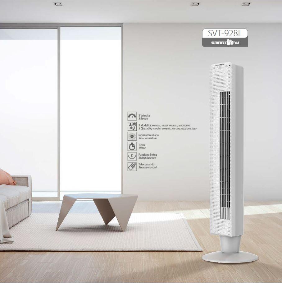 Ventilatore a torre